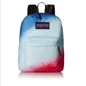 JANSPORT High Stakes Backpack Ombré $68